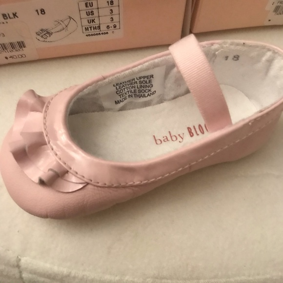 Bloch Shoes | Baby Bloch Designer Girls